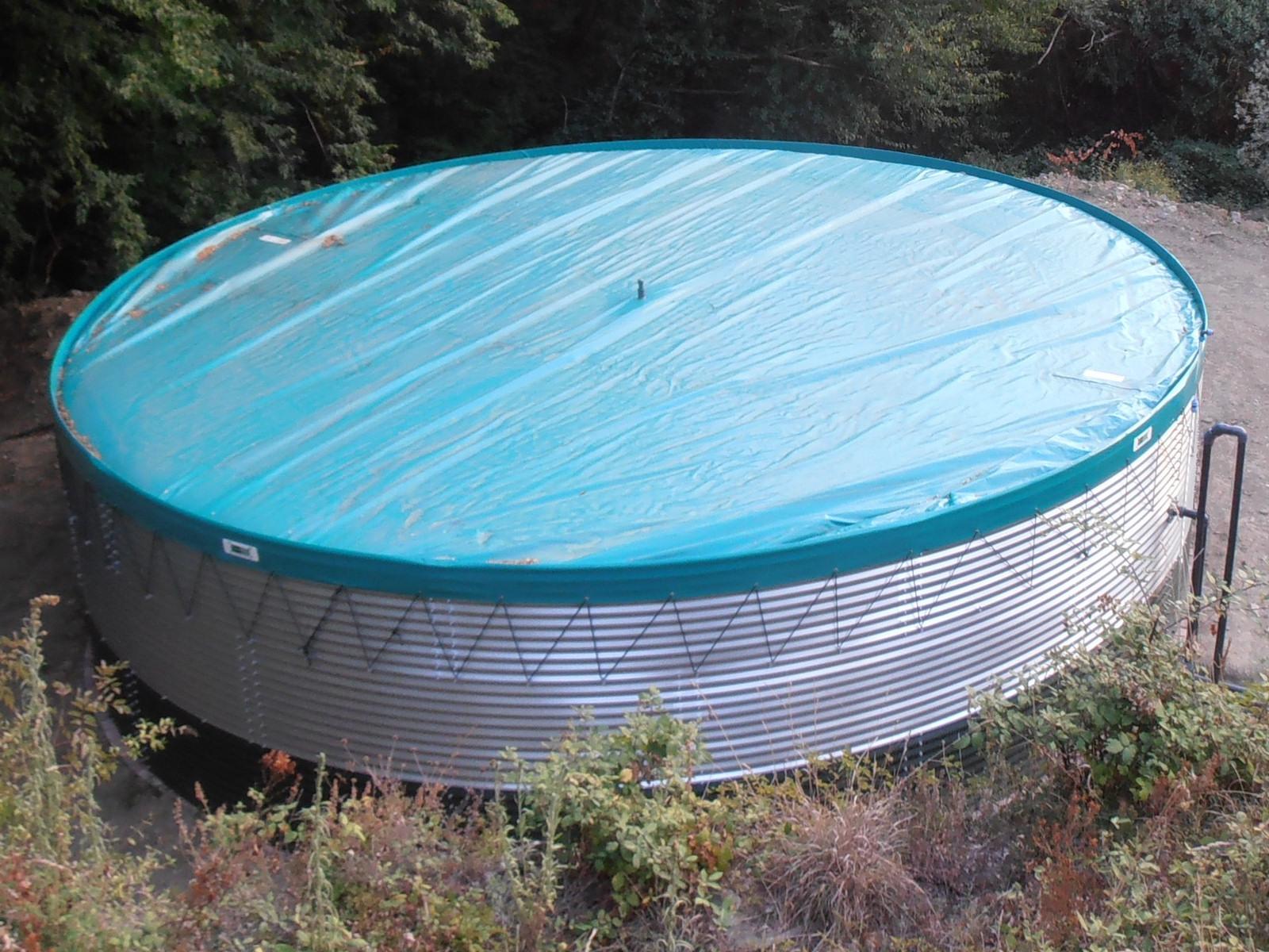 Vasca Da Bagno Bassa : Benza: coperture per vasche in acciaio o cemento