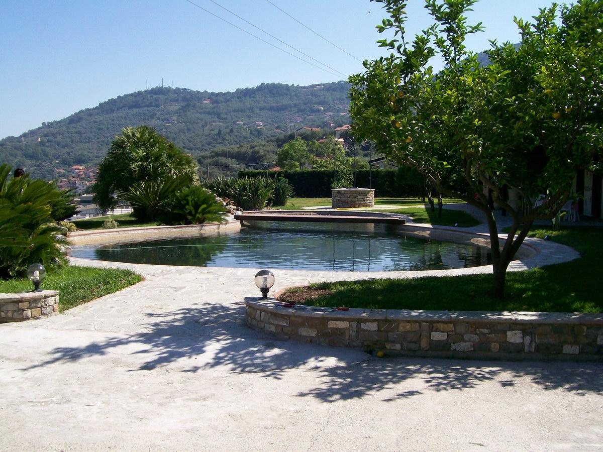 Benza laghetti da giardino cascate e ruscelli artificiali for Lago per tartarughe