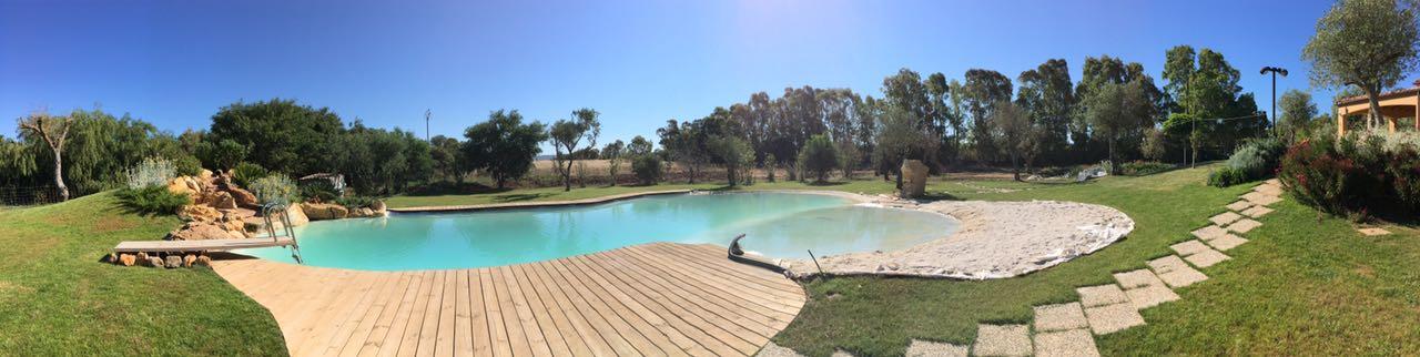 Benza laghetti da giardino cascate e ruscelli artificiali for Laghetto per papere