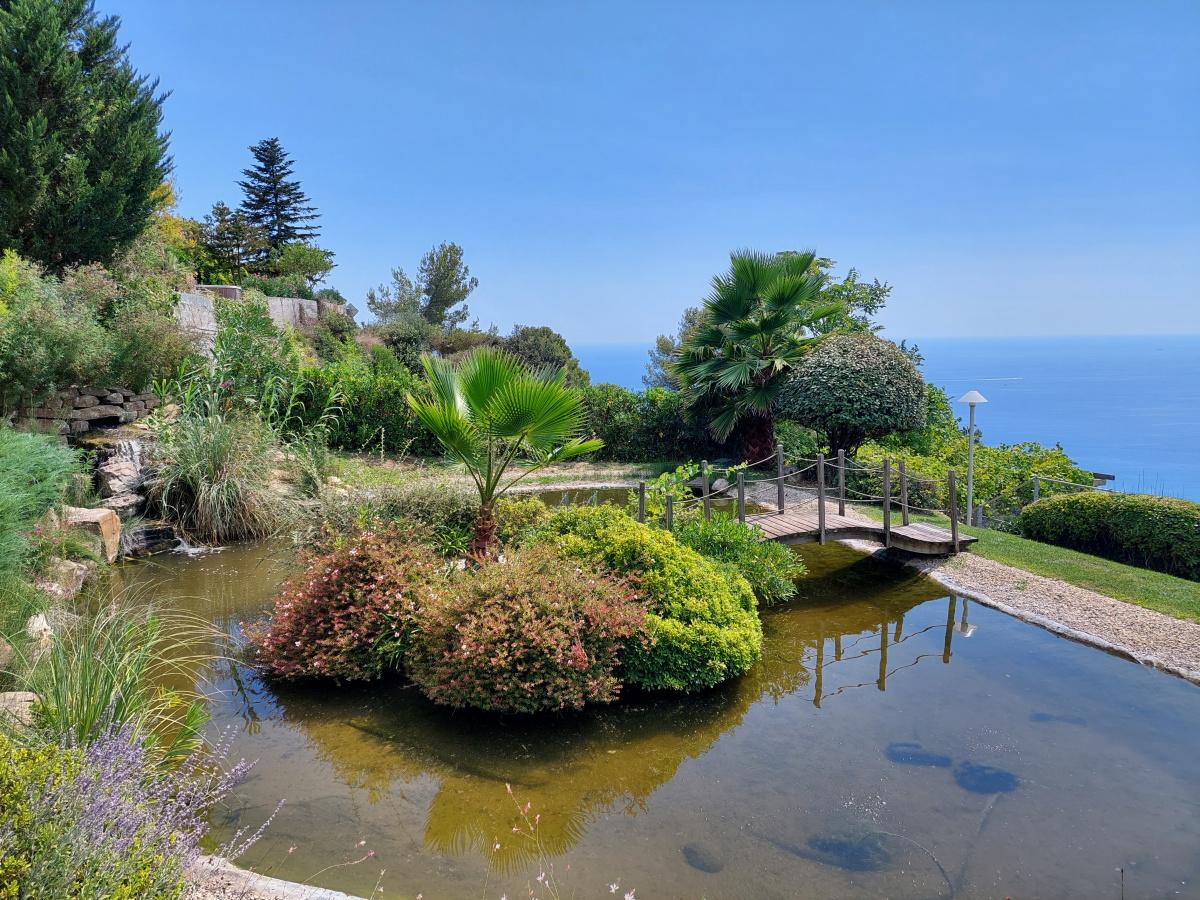 Laghetto Con Cascata Da Giardino : Benza: laghetti da giardino cascate e ruscelli artificiali